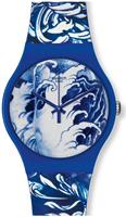 Buy Unisex Swatch SUOZ154 Watches online