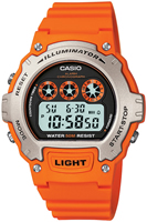 Buy Unisex Casio W-214H-4AVEF Watches online
