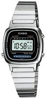 Buy Ladies Casio LA670WEA-1EF Watches online