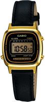 Buy Ladies Casio LA670WEGL-1EF Watches online