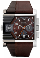 Buy Mens Diesel Brown  Chronograph Watch online