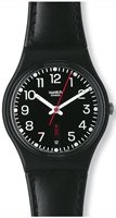 Buy Mens Swatch Red Sunday Watch online