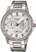 Buy Ladies Sheen SHE-3023D-7ADR Watches online
