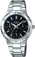 Buy Unisex Sheen SHE-3800D-1AER Watches online