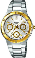 Buy Unisex Sheen SHE-3800SG-7AEF Watches online