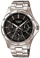 Buy Unisex Sheen SHE-3801D-1ADR Watches online