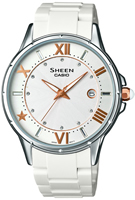 Buy Unisex Sheen SHE-4024-7AEF Watches online