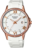 Buy Unisex Sheen SHE-4024G-7AEF Watches online