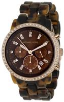 Buy Ladies Michael Kors Rose Gold Steel Watch online