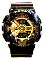 Buy Mens Casio GA-110GB-1AER Watches online