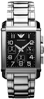 Buy Mens Emporio Armani Classic Chronograph Watch online