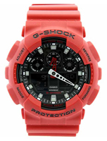 Buy Mens Casio GA-100B Watches online