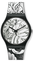 Buy Unisex Swatch SUOZ153 Watches online