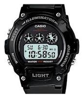 Buy Unisex Casio W214HC-1AVEF Watches online