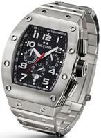 Buy Mens Tw Steel Tonneau Chrono Watch online