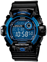 Buy Unisex Casio G-8900A-1DR Watches online