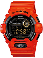 Buy Mens Casio G-8900A-4DR Watches online