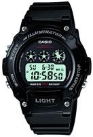 Buy Unisex Casio W-214HC-1AVEF Watches online