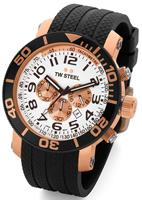 Buy Mens Tw Steel Grandeur Diver Rose Watch online