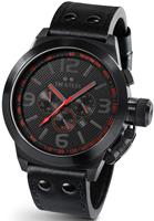 Buy Mens Tw Steel Cool Black Red Dial Watch online