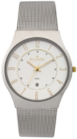Buy Mens Skagen Striking Steel Watch online