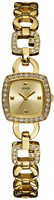 Buy Ladies Guess Gold Bracelet Watch online