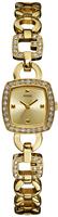 Buy Ladies Guess Gold Bracelet Watch online