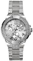 Buy Ladies Guess Silver Bracelet Watch online