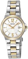 Buy Ladies Seiko White Bracelet Watch online