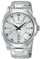 Buy Mens Seiko Silver Premier Watch online
