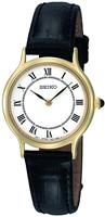 Buy Seiko Ladies Gold Tone Strap Watch online