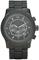 Buy Mens Michael Kors Gun Metal Watch online