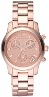 Buy Ladies Michael Kors Rose Gold Tone Watch online