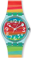 Buy Unisex Swatch Colour The Sky Watch online