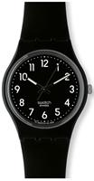 Buy Unisex Swatch Black Suit Watch online