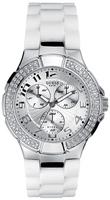 Buy Ladies Guess Swaroski Crystal Watch online