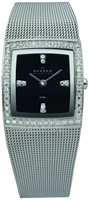 Buy Ladies Skagen Gem Marker Watch online