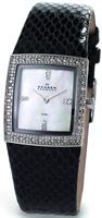Buy Ladies Skagen White Mother Of Pearl Watch online