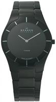 Buy Ladies Skagen Architect Black Titanium Watch online