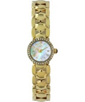 Buy Ted Baker Ladies Gold Plated Watch online