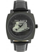 Buy Ted Baker Mens All Black Watch online
