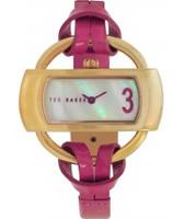 Buy Ted Baker Ladies Gold Purple Watch online