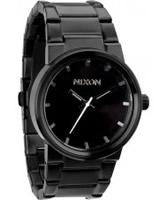 Buy Nixon Mens Cannon All Black Watch online