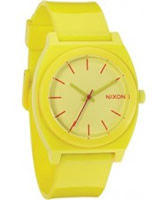 Buy Nixon The Time Teller P Yellow Watch online