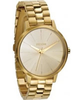 Buy Nixon Ladies The Kensington All Gold Watch online