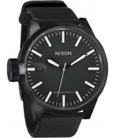 Buy Nixon The Chronicle All Black Watch online