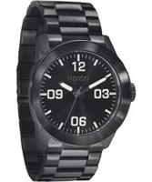 Buy Nixon The Private SS All Black Watch online