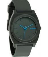 Buy Nixon The Time Teller P Matte Drab Watch online