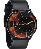 Buy Nixon The Rayna All Black Tortoise Watch online