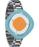 Buy Nixon The Zona Seafoam Marmalade Watch online
